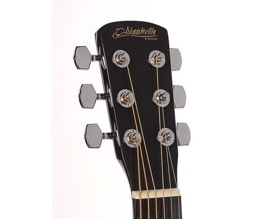 Акустична гітара Nashville GSA-60-SB, фото 3