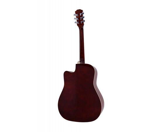 Акустическая гитара Alfabeto WL41 ST + чехол, фото 2