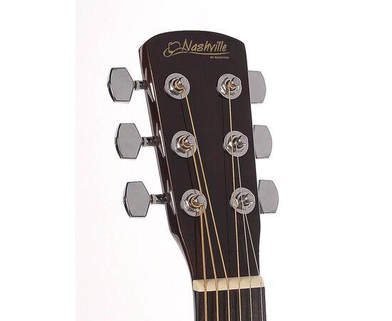 Акустическая гитара Nashville GSA-60-NT, фото 3