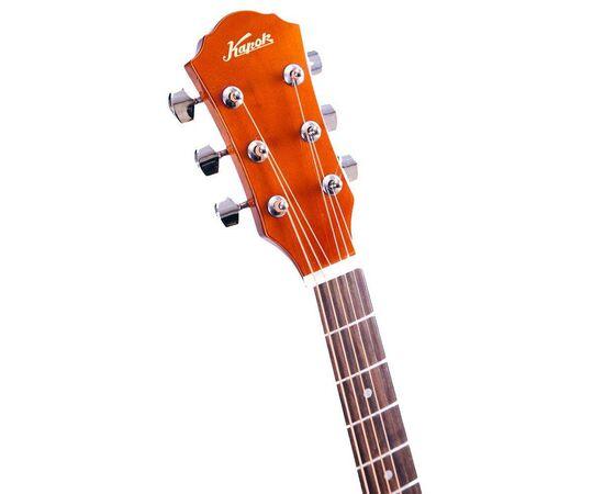 Акустическая гитара Kapok FLD20SB, фото 4