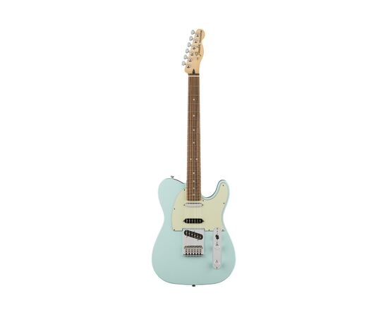 Електрогітара Fender DELUXE NASHVILLE TELECASTER PAU FERRO DAPHNE BLUE, фото