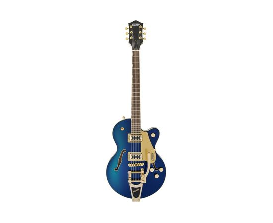 Напівакустична гітара GRETSCH G5655TG ELECTROMATIC CENTER BLOCK JR. AZURE METALLIC, фото