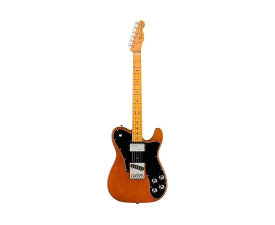 Електрогітара Fender AMERICAN ORIGINAL 70S TELECASTER DELUXE CUSTOM MN MOCHA, фото