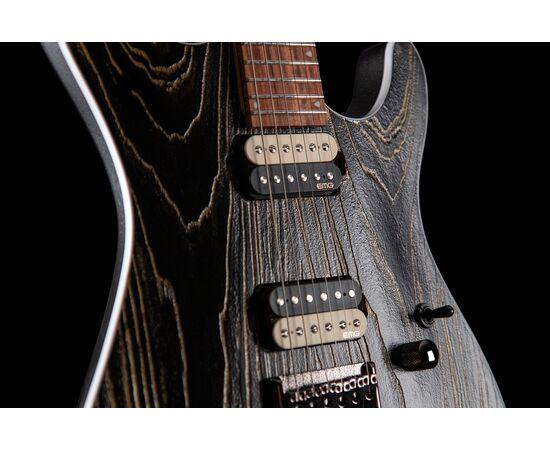 Електрогітара CORT KX300 Etched (Black Gold), фото 11