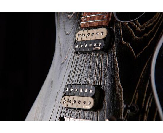 Електрогітара CORT KX300 Etched (Black Gold), фото 8