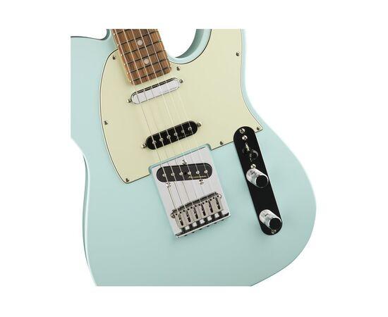Електрогітара Fender DELUXE NASHVILLE TELECASTER PAU FERRO DAPHNE BLUE, фото 4