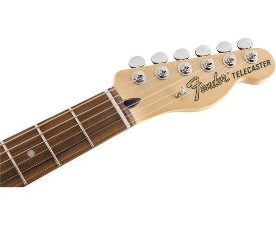 Електрогітара Fender DELUXE NASHVILLE TELECASTER PAU FERRO DAPHNE BLUE, фото 5