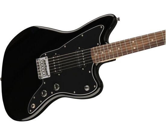 Электрогитара SQUIER by Fender AFFINITY JAZZMASTER HH LRL BLK, фото 3