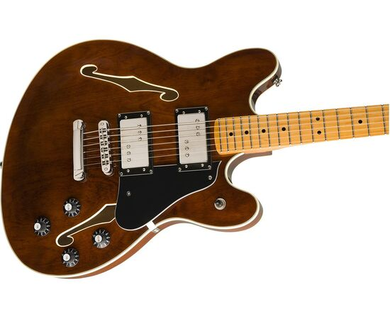 Напівакустична гітара SQUIER by Fender CLASSIC VIBE STARCASTER MAPLE FINGERBOARD WALNUT, фото 3