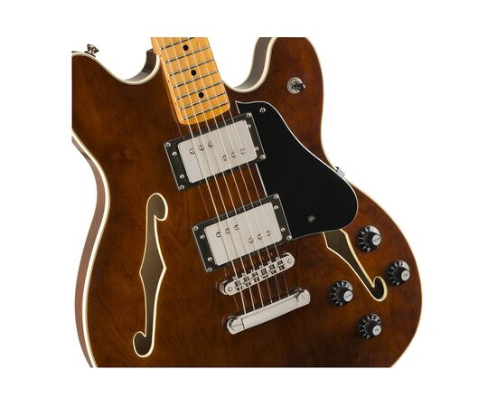 Напівакустична гітара SQUIER by Fender CLASSIC VIBE STARCASTER MAPLE FINGERBOARD WALNUT, фото 4
