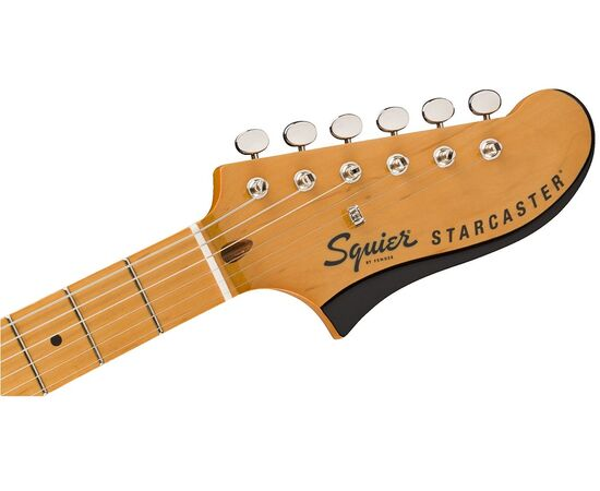 Напівакустична гітара SQUIER by Fender CLASSIC VIBE STARCASTER MAPLE FINGERBOARD WALNUT, фото 5