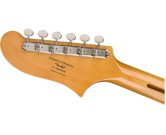 Напівакустична гітара SQUIER by Fender CLASSIC VIBE STARCASTER MAPLE FINGERBOARD WALNUT, фото 6