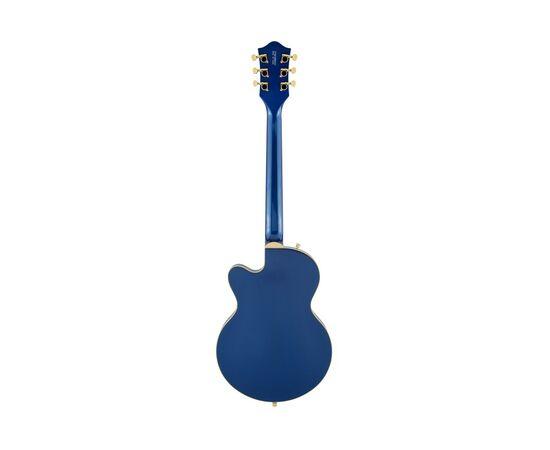 Напівакустична гітара GRETSCH G5655TG ELECTROMATIC CENTER BLOCK JR. AZURE METALLIC, фото 2