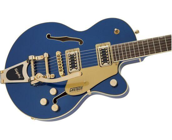 Напівакустична гітара GRETSCH G5655TG ELECTROMATIC CENTER BLOCK JR. AZURE METALLIC, фото 3