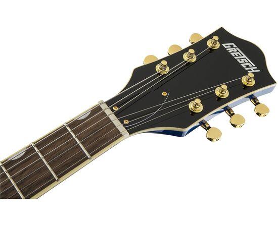 Напівакустична гітара GRETSCH G5655TG ELECTROMATIC CENTER BLOCK JR. AZURE METALLIC, фото 5