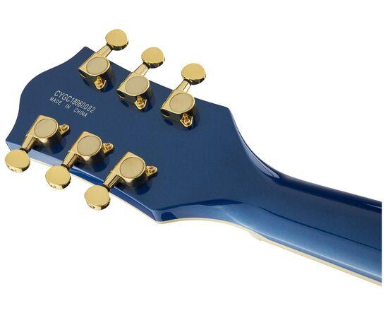 Напівакустична гітара GRETSCH G5655TG ELECTROMATIC CENTER BLOCK JR. AZURE METALLIC, фото 6