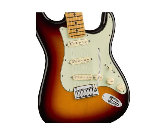 Электрогитара Fender AMERICAN ULTRA STRATOCASTER MN ULTRABURST, фото 4