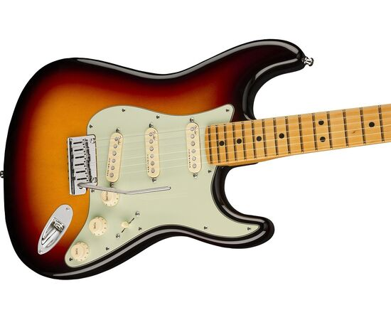 Электрогитара Fender AMERICAN ULTRA STRATOCASTER MN ULTRABURST, фото 3