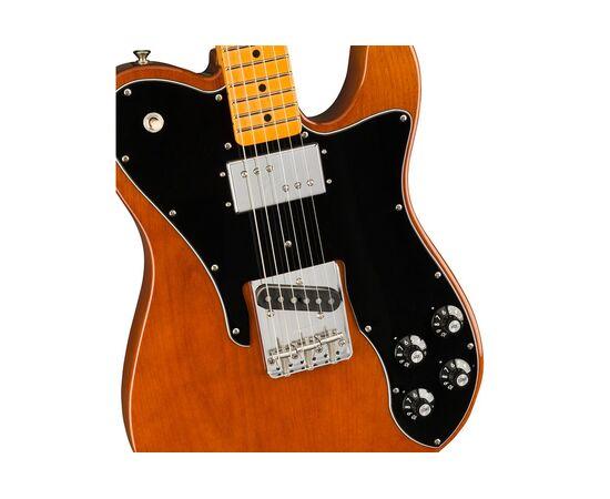 Електрогітара Fender AMERICAN ORIGINAL 70S TELECASTER DELUXE CUSTOM MN MOCHA, фото 4