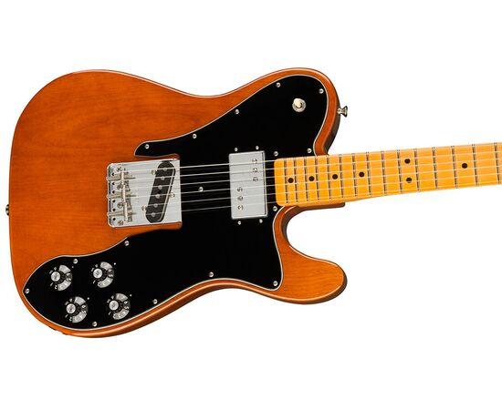 Електрогітара Fender AMERICAN ORIGINAL 70S TELECASTER DELUXE CUSTOM MN MOCHA, фото 3