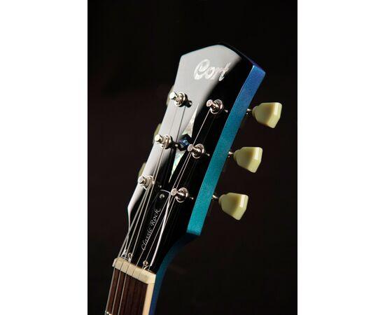 Электрогитара CORT CR200 (Flip Blue), фото 4