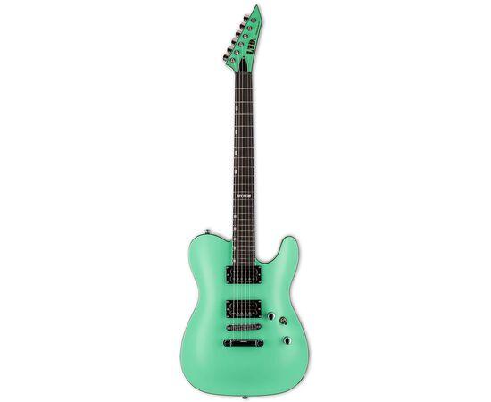 Электрогитара LTD ECLIPSE '87NT (Turquoise), фото