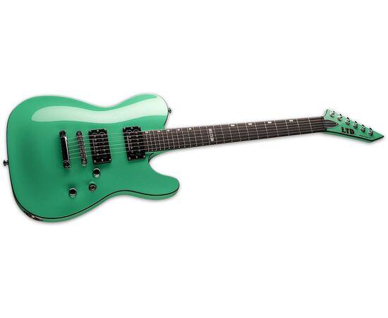 Электрогитара LTD ECLIPSE '87NT (Turquoise), фото 3