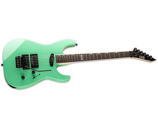 Електрогітара LTD MIRAGE DELUXE '87 (Turquoise), фото 3