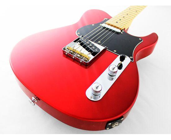 Електрогітара FUJIGEN JIL2-CL-ASH-M Iliad J-Standard (Candy Apple Red), фото 2