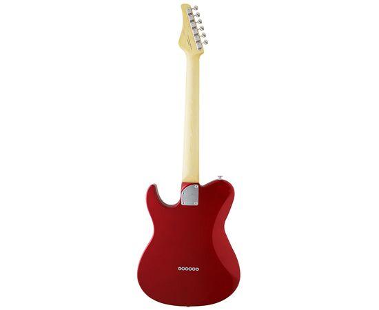 Електрогітара FUJIGEN JIL2-CL-ASH-M Iliad J-Standard (Candy Apple Red), фото 4