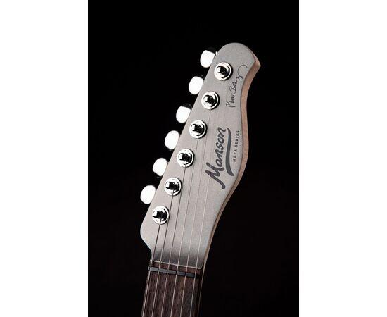 Електрогітара підписна модель Matthew Bellamy Muse CORT MBM-1 (Starlight Silver), фото 4
