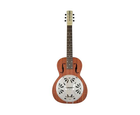 Акустическая гитара GRETSCH G9210 BOXCAR SQUARE-NECK RESONATOR BODY NATURAL, фото