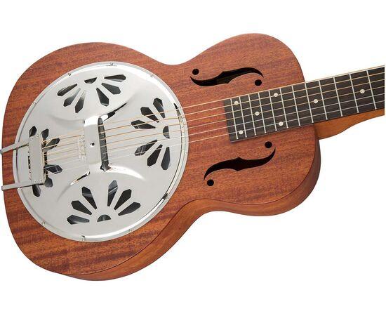 Акустическая гитара GRETSCH G9210 BOXCAR SQUARE-NECK RESONATOR BODY NATURAL, фото 3