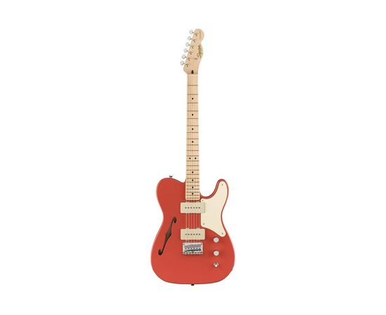 Электрогитара SQUIER by FENDER PARANORMAL CABRONITA TELE THINLINE FRD, фото