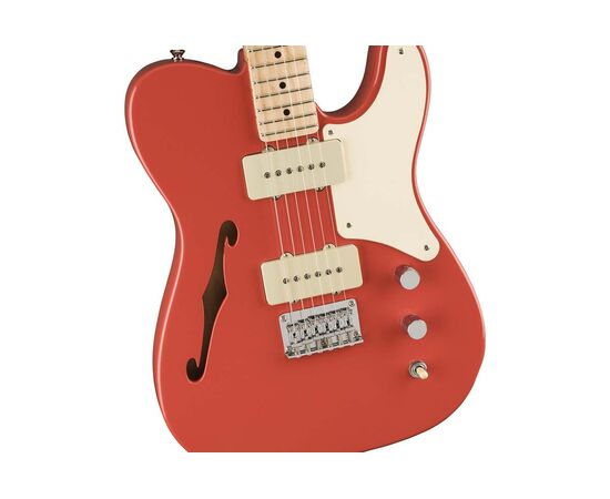 Электрогитара SQUIER by FENDER PARANORMAL CABRONITA TELE THINLINE FRD, фото 2