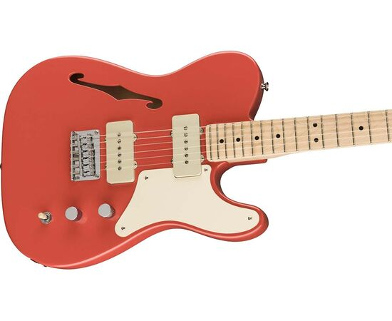 Электрогитара SQUIER by FENDER PARANORMAL CABRONITA TELE THINLINE FRD, фото 3