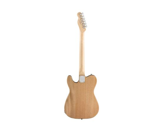 Электрогитара SQUIER by FENDER AFFINITY TELECASTER MN NATURAL FSR, фото 2