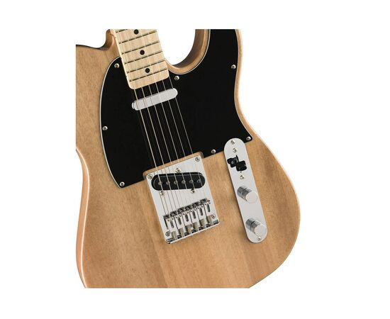 Электрогитара SQUIER by FENDER AFFINITY TELECASTER MN NATURAL FSR, фото 4