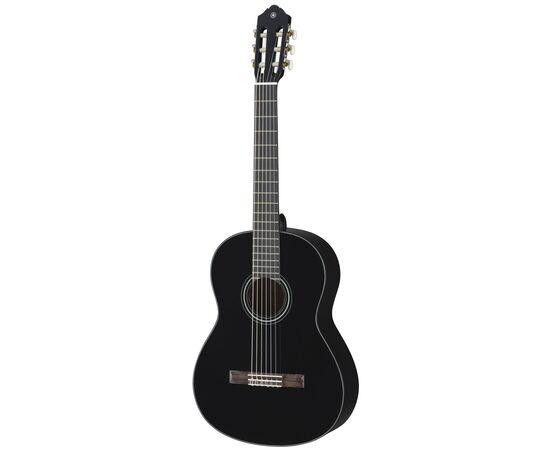 Классическая гитара YAMAHA C40B, фото