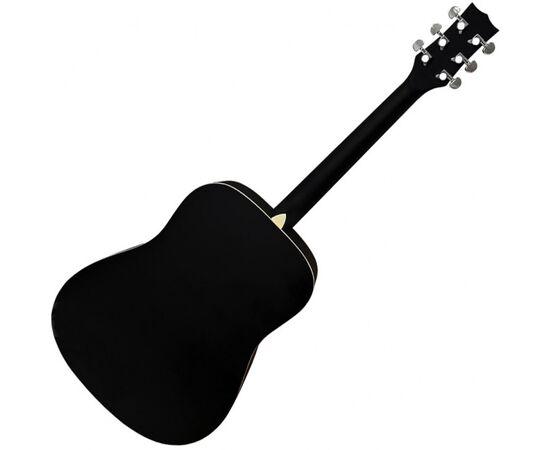 Акустична гітара PARKSONS JB4111 (Black), фото 2