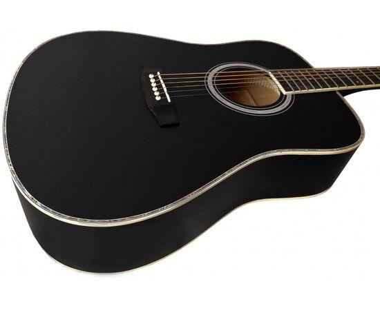 Акустична гітара PARKSONS JB4111 (Black), фото 3