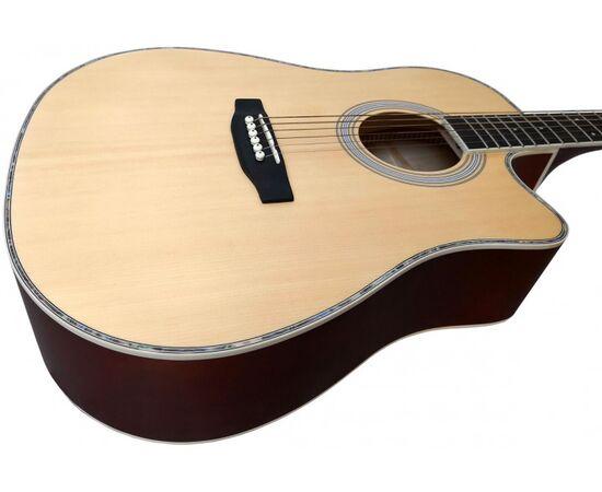 Акустична гітара PARKSONS JB4111C (Natural), фото 2