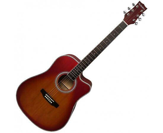 Акустическая гитара PARKSONS JB4111C (Sunburst), фото