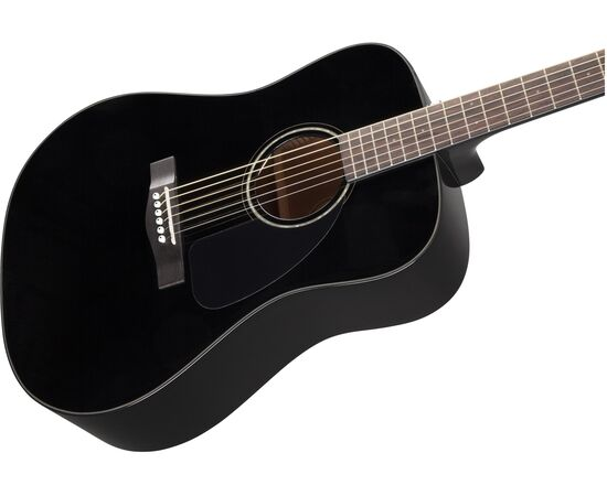Гітара акустична FENDER CD-60 V3 WN BLACK, фото 4