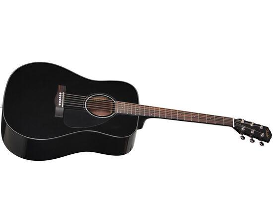 Гітара акустична FENDER CD-60 V3 WN BLACK, фото 3