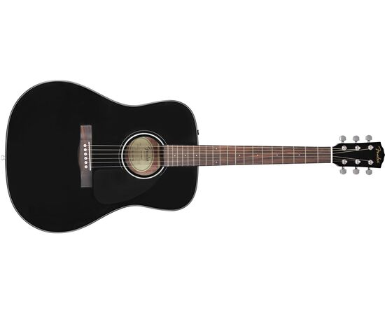 Гітара акустична FENDER CD-60 V3 WN BLACK, фото