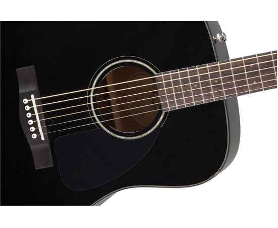 Гітара акустична FENDER CD-60 V3 WN BLACK, фото 5