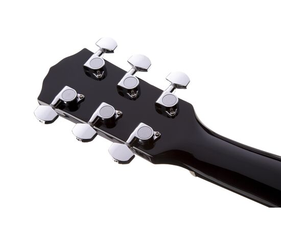 Гітара акустична FENDER CD-60 V3 WN BLACK, фото 7