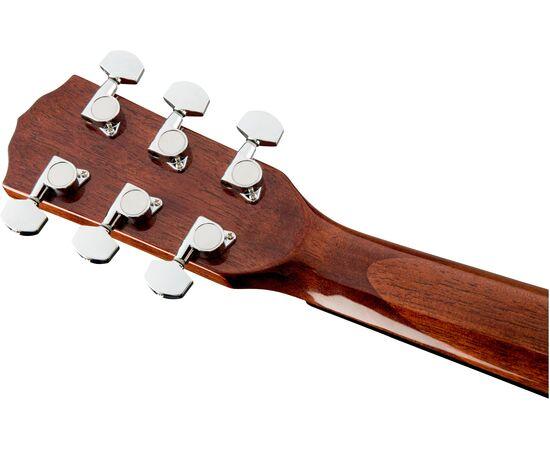 Акустическая гитара FENDER CD-60S NATURAL WN, фото 7