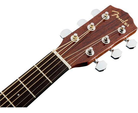 Акустическая гитара FENDER CD-60S NATURAL WN, фото 6